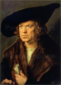 albrecht_duerer_portrait_eines_unbekannten_1524