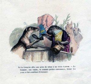 biber_grafik_scenes_des_animaux_grandville_1842_web