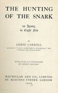 carroll-the-hunting-of-the-snark-1876