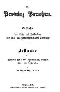 die-provinz-preussen-geschichte-ihrer-kultur-1863