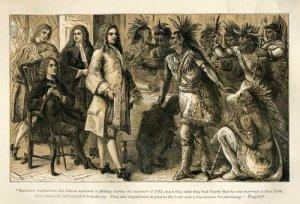 governor-burnet-met-the-indian-sachem-1721