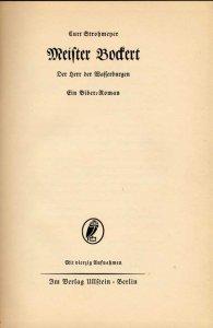 stromeyer-meister-bocker-der-herr-der-wasserburgen-1935