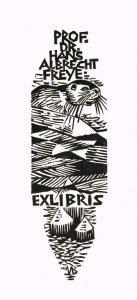 hans-albrecht-freye-exlibris-biber