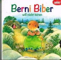 Buch_Bernie_biber_will_nicht_hoeren_vorn_web